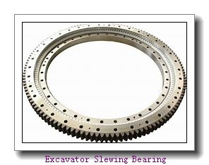 China Good Price Double Row Ball Slewing Bearing For Rotary Table