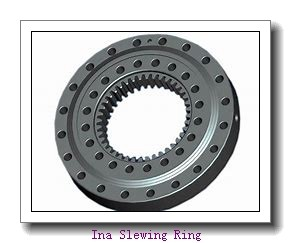 Thin Section Slewing Ring Producer For Environmental Machine