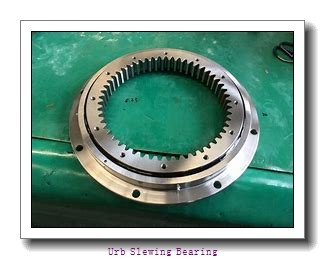 Construction single row crossed roller Crane Slewing Bearing