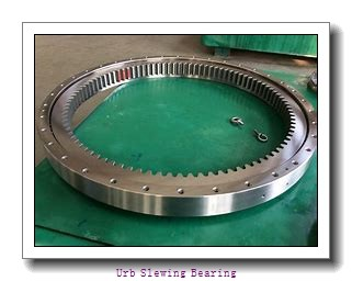Used For Radar System Good Quality Single Worm WEA 14 Slewing Drive With Hydraulic Motor