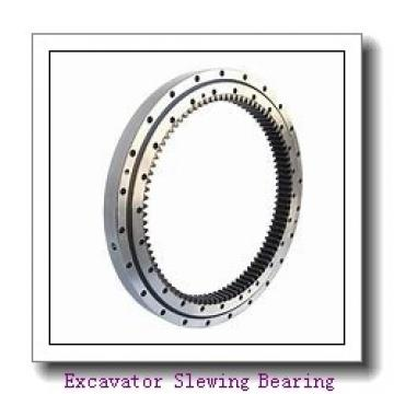 Large Bearing Capacity Double Row Ball Slewing Bearing 023.40.1600 For Tower Crane