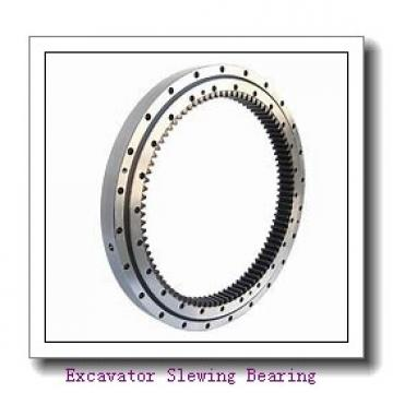 Three Row Roller Slewing Ring Manufacturer For Stacker-reclaimer