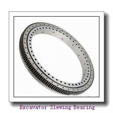 Single Row Crossed Roller Slewing  Bearing For Cranes