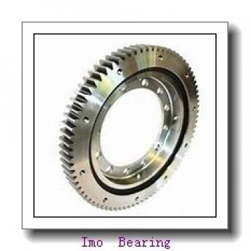 single row crossed roller slewing ring bearing for welding robot