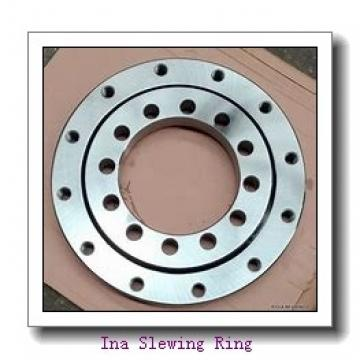 Applied In Canning Machinery Thin Section Flange Type Slewing Bearing