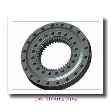 Solar tracking system enclosed housing Slewing Drive worm gear