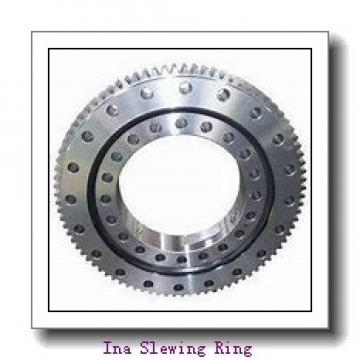 single row crossed roller slewing ring bearing for transport crane