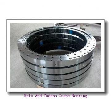 Stock Four-Point Contact Slewing Bearing, External Gear