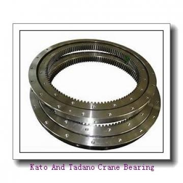 Deck / Ship Crane Three Row Roller Slewing Bearing Ring, Slewing Ring Bearing for Stacker and Reclaimers
