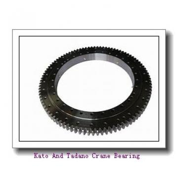 Single-Row Four Point Contact Slewing Ball Bearing with Internal Gear 9I-1b45-2490-0907-1