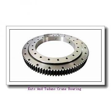Single-Row Four Point Contact Ball Slewing Bearing External Gear 9e-1b22-0422-0618