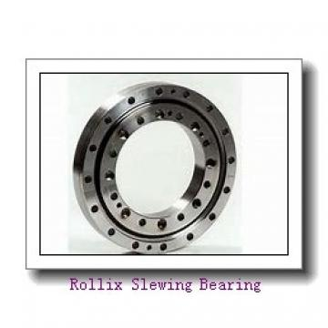 50 Mn sewer cleaner single row ball outer side teeth  Slewing Ring Bearing
