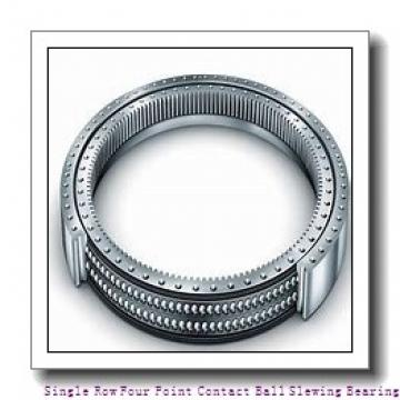 Large Tilting Moment Torque Three Row Roller Slewing  Bearing For Cranes