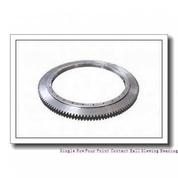 Light Load Thin Section Flange Type  External Gear Slewing Bearing