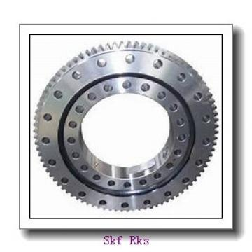 Light Series Slewing Ring Bearings with Flanges in China