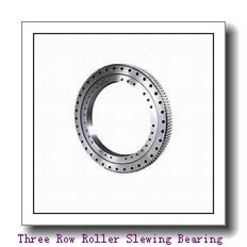 External Gear Double Row Ball Slewing Bearings For Handling Machinery