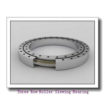 PC200-1 Hardened Teeth Excavator  internal gear and quenched raceway slewing  bearing Retroceder