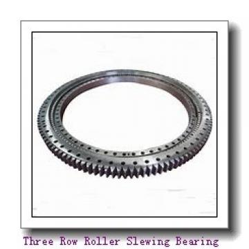 Construction Machines Turntable slewing ring light type ball bearings