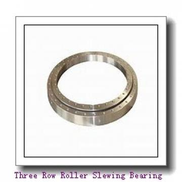 Small Size and Big Diameter Solar Tracker Geared Slewing Bearings
