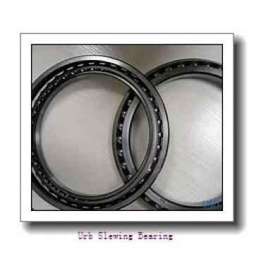 light flanged without gear slewing ring bearing for pedestal crane