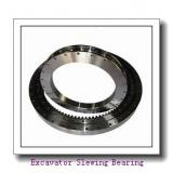 Thin Section Light Type External Gear Turntable Bearing WD-061.20.0744