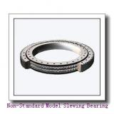 Heavy Duty Three Row Roller Slewing Bearing Ring