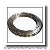For Mist Cannon Truck Used Worm Gear  17 Inch Slewing Drive